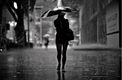 Girl-walking-rain-deepak-rana-blog