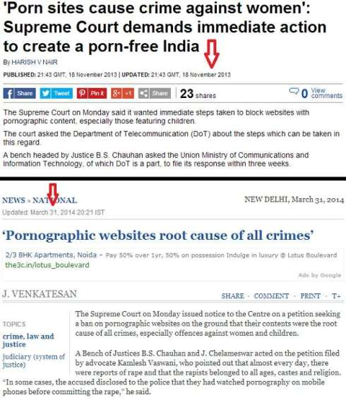 The Hindu Fake News
